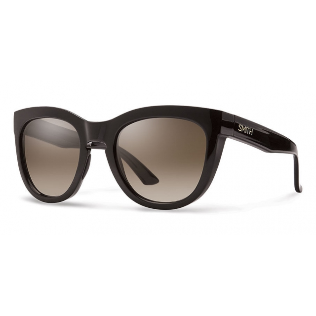Smith Optics - Sidney Black Brown Gradient