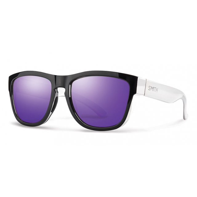 Smith Optics - Clark - Purple Sol-X Mirror