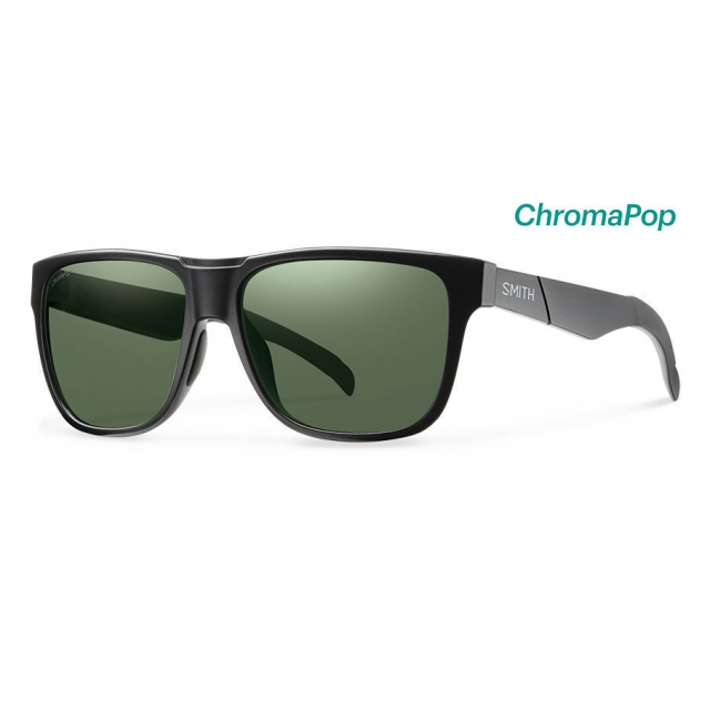 Smith Optics - Lowdown - ChromaPop Polarized Gray Green