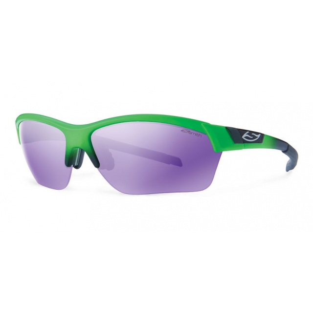 Smith Optics - Approach Max Reactor Green Purple Sol-X Mirror