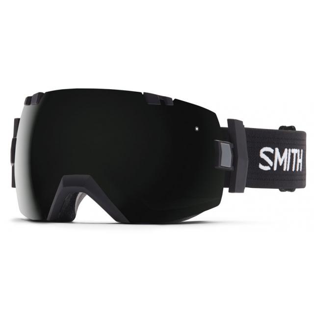 Smith Optics - I/OX Black Blackout