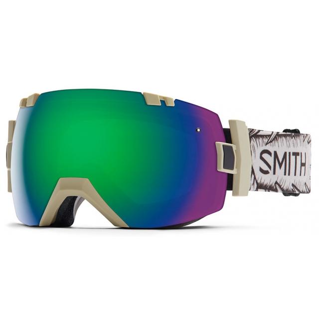 Smith Optics - I/O X - Green Sol X Mirror