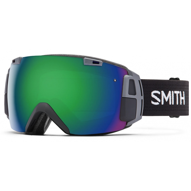 Smith Optics - I/O Recon - Green Sol X Mirror