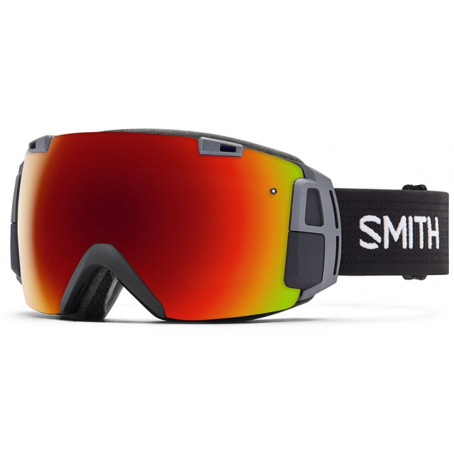 Smith Optics - I/O Recon - Red Sol X Mirror