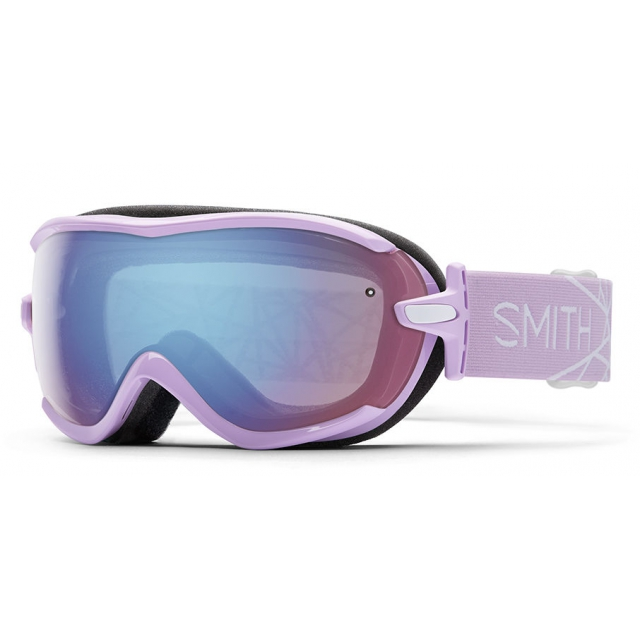 Smith Optics - Virtue Blush Blue Sensor Mirror