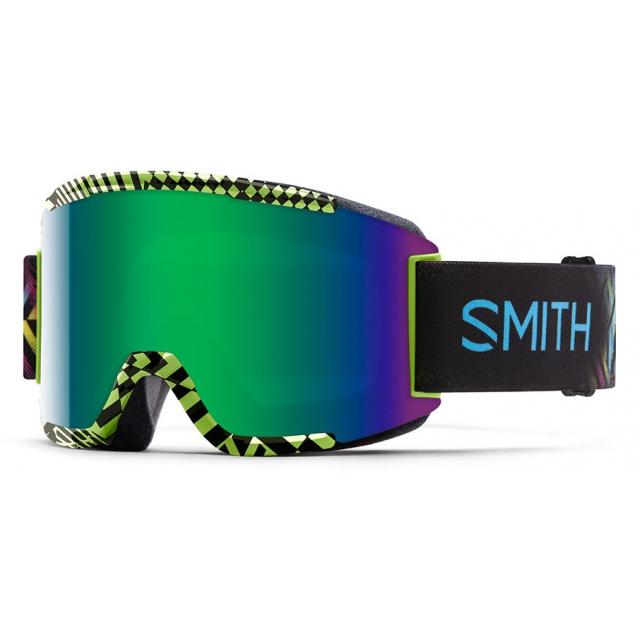 Smith Optics - Squad - Green Sol X Mirror