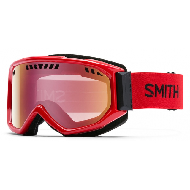 Smith Optics - Scope Fire Red Sensor Mirror
