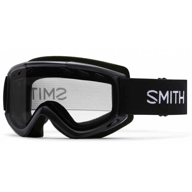 Smith Optics - Cascade Black Clear