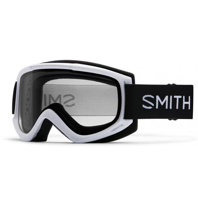 Smith Optics - Cascade Classic White Clear