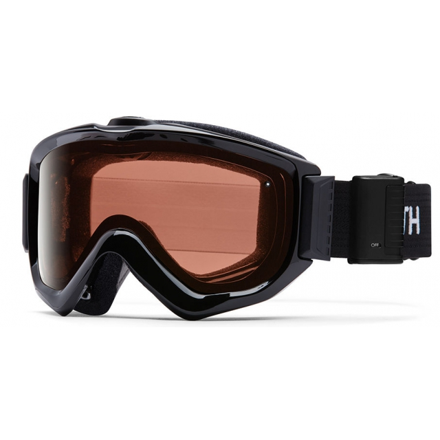 Smith Optics - Knowledge Turbo Fan Black RC36