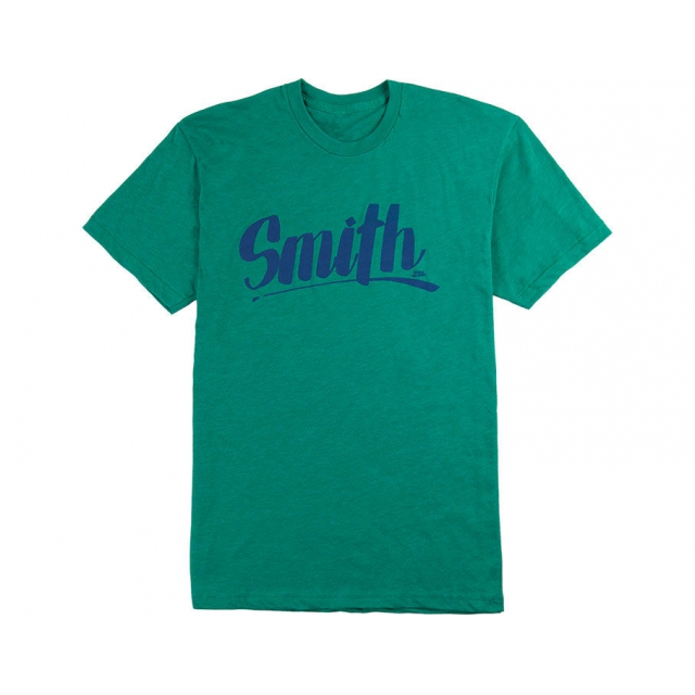 Smith Optics - Baron Von Fancy Mens Tee Heather Green Extra Extra Large