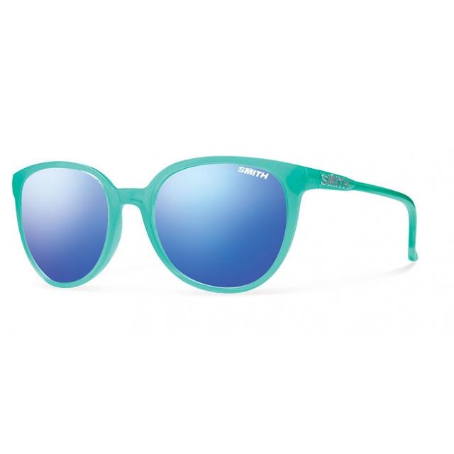 Smith Optics - Cheetah - Blue Flash Mirror