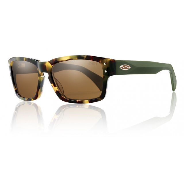 Smith Optics - Chemist - Polarized Brown