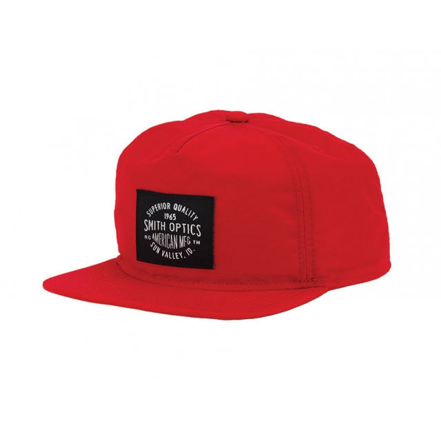 Smith Optics - Coast Trucker Hat Red