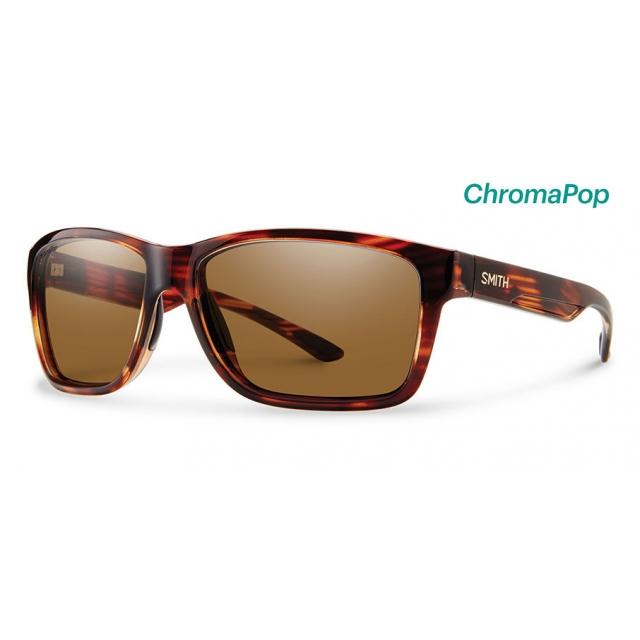 Smith Optics - Drake Tortoise ChromaPop Polarized Brown