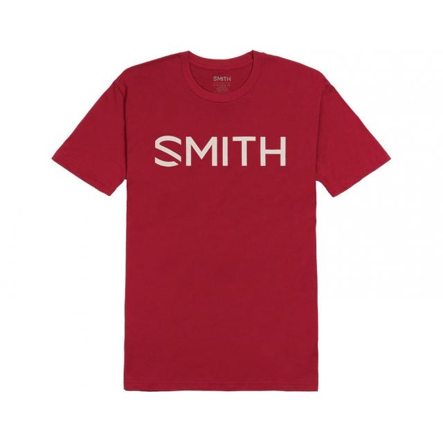 Smith Optics - Essential Men's T-Shirt Cardinal Extra Extra Large