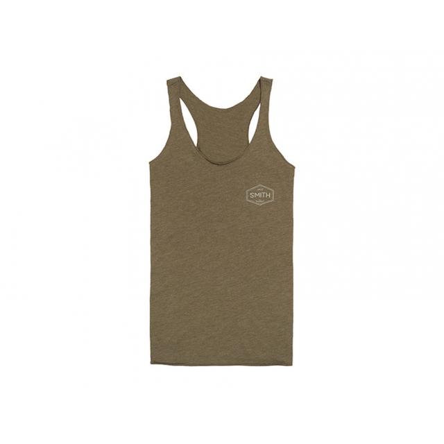 Smith Optics - Badge Women's T-Shirt Army Extra Large