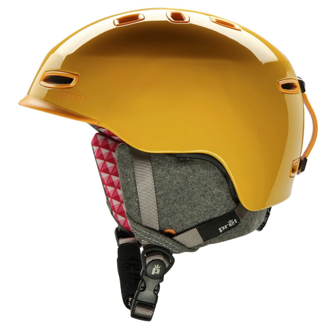 Pret Helmets - - Lyric Womens Helmet - Small - Citrus