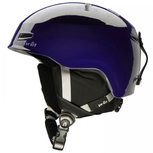 Pret Helmets - Helmets - Kid Lid Helmet - X-Small - Violet