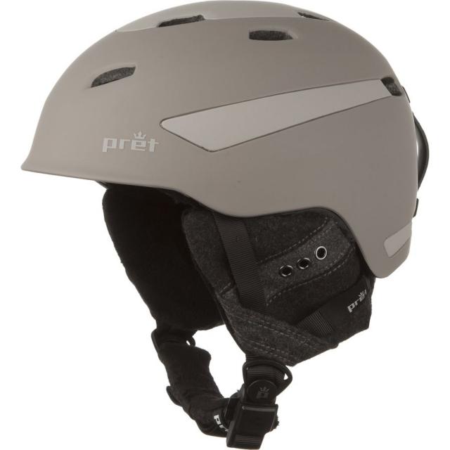 Pret Helmets - - Facet Wmns Helmet - SMALL - Rubber Umber