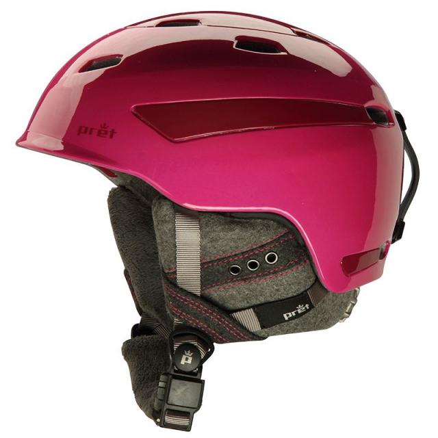 Pret Helmets - - Facet Wmns Helmet - SMALL - Magenta