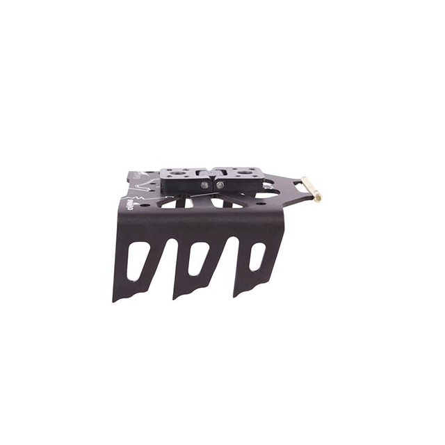 Spark R&d - DRex Splitboard Crampons: Black, Regular