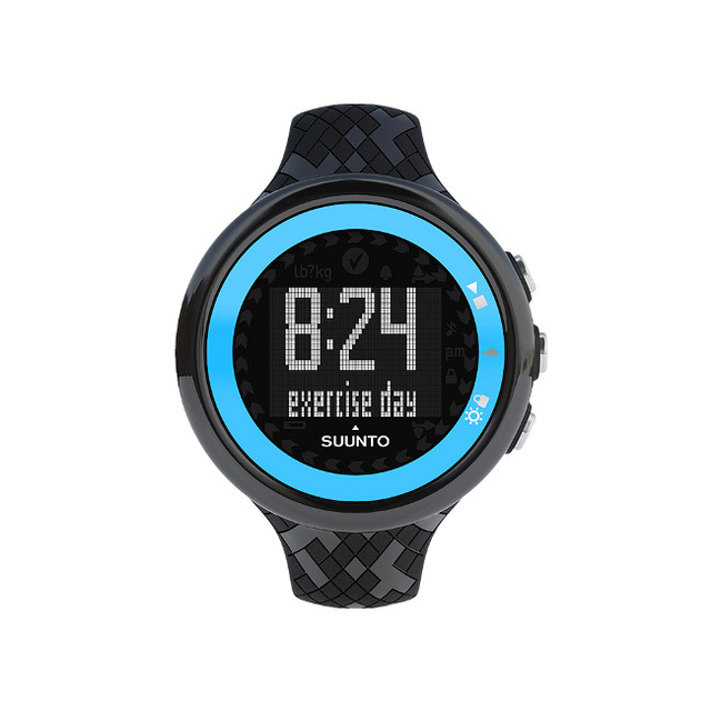 Suunto - M4 Womens Black/Turquoise Box