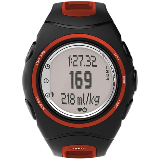 Suunto - t6d Watch - Black Fusion