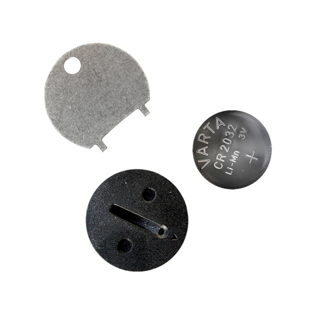 Suunto - Battery Kit w/Plastic Cover for 6 Series