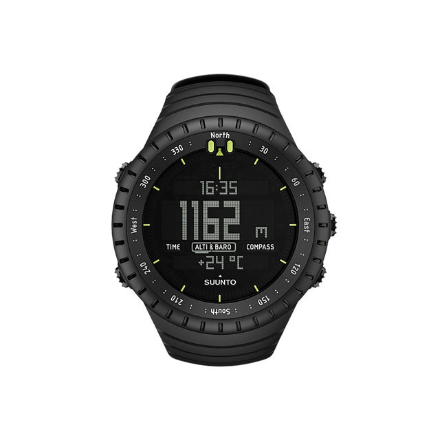 Suunto - - Core All Black Military