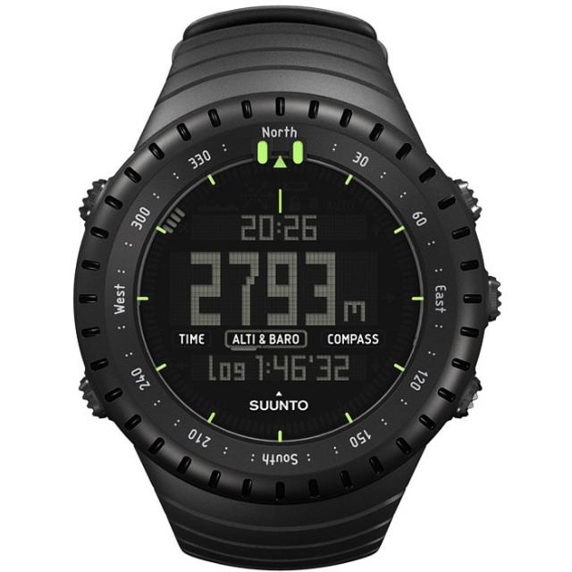 Suunto - Core Watch - Regular Black