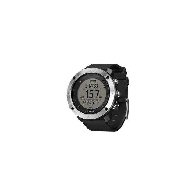 Suunto - Traverse GPS Watch - Black