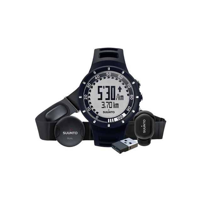 Suunto - - Quest Black Running Pack