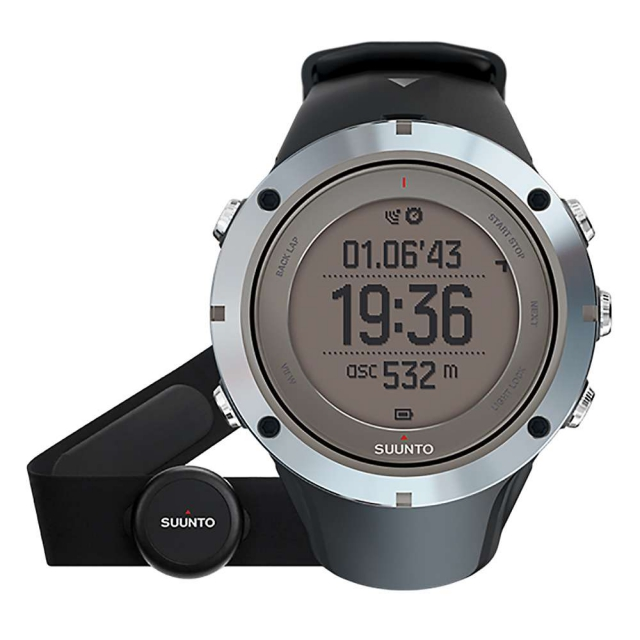 Suunto - Ambit3 Peak HR Watch