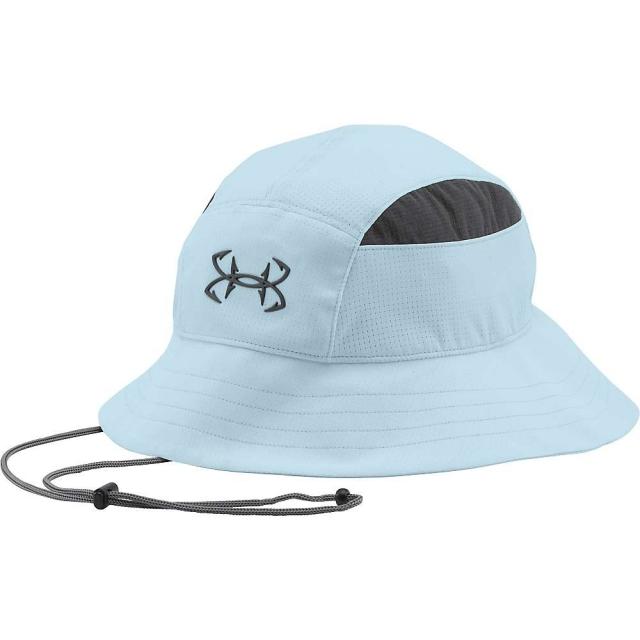 Under armour men 39 s thermocline av bucket hat for Under armour fish hook bucket hat