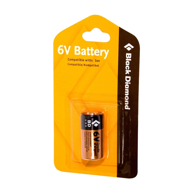 Black Diamond - 6-Volt Battery