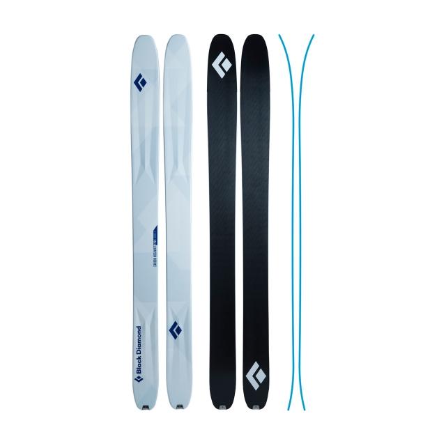 Black Diamond - Carbon Megawatt Ski