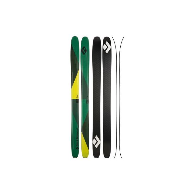 Black Diamond - Boundary 115 Ski