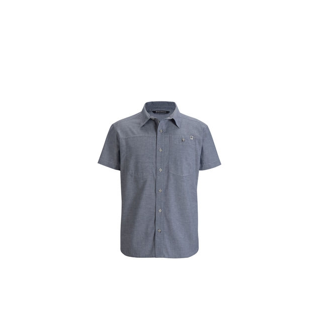Black Diamond - Men's Chambray Modernist Shirt