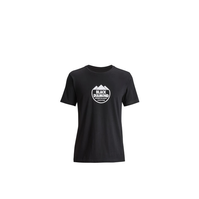 Black Diamond - Alpinist Crest Tee