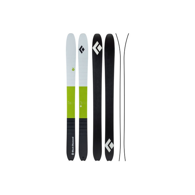 Black Diamond - Helio 116 Carbon Ski