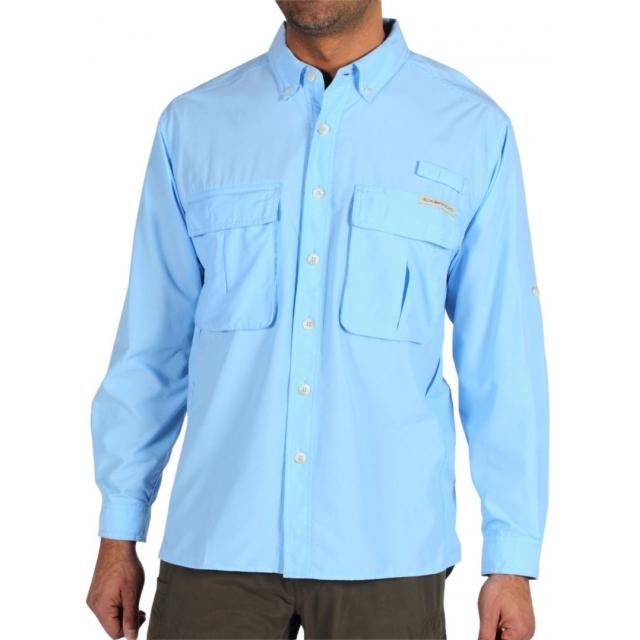 ExOfficio - Men's Air Strip Long Sleeve Shirt Tall