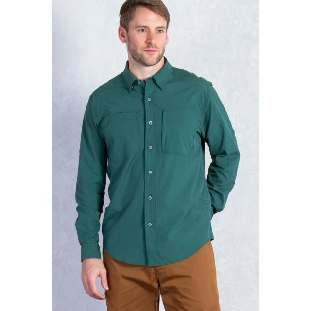 ExOfficio - Men's GeoTrek'r Long Sleeve Shirt