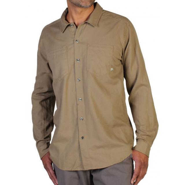ExOfficio - Men's Bugsaway Talisman Long Sleeve Shirt