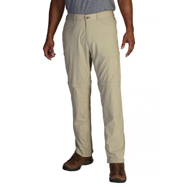 ExOfficio - Men's Bugsaway Ziwa Convert Pant Long