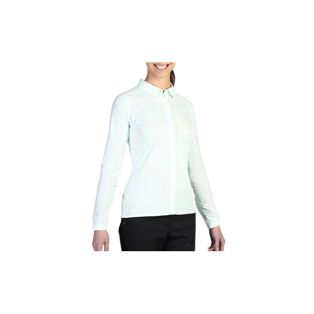 ExOfficio - Women's Triflex Hybrid Long Sleeve Shirt