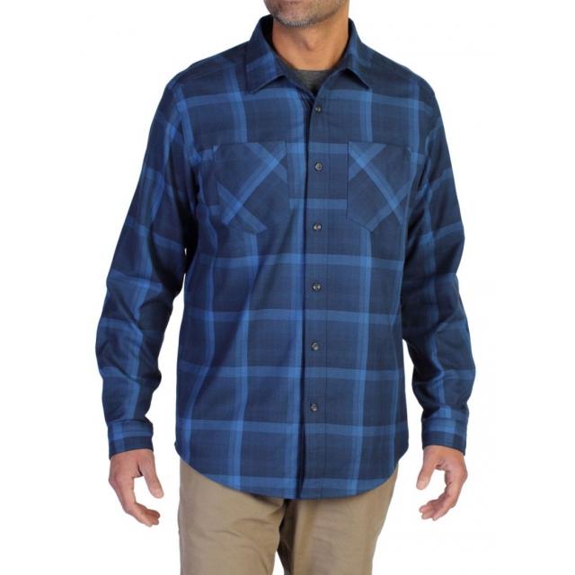 ExOfficio - Men's Geode Flannel Long-Sleeve