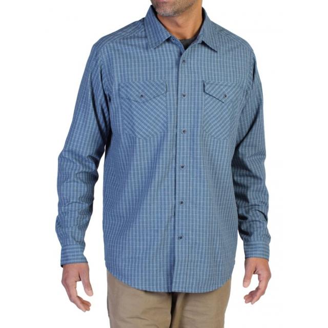 ExOfficio - Men's Boleto Plaid Long-Sleeve