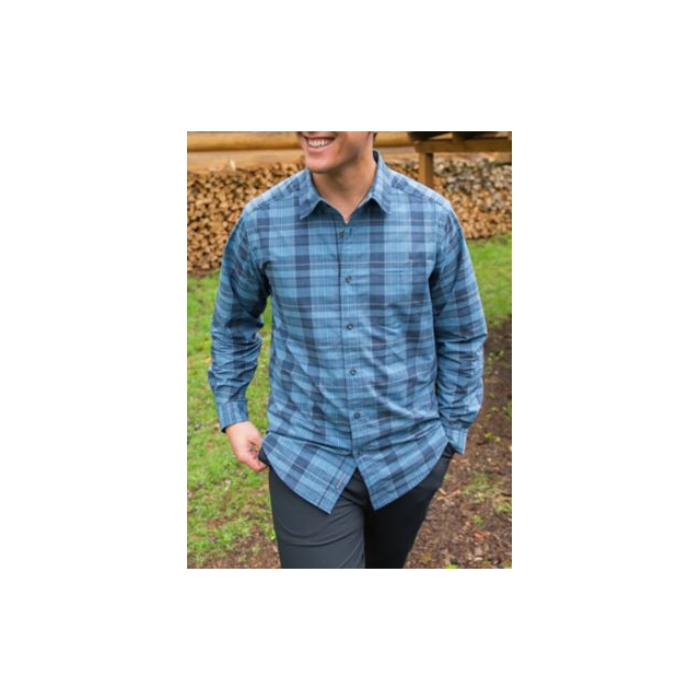 ExOfficio - Men's Arabica Plaid Long-Sleeve