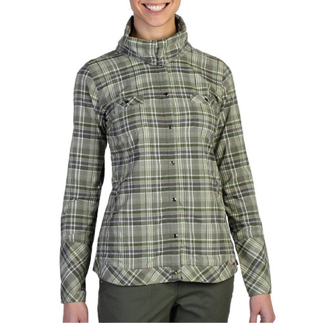 ExOfficio - Women's Alba Plaid Long-Sleeve